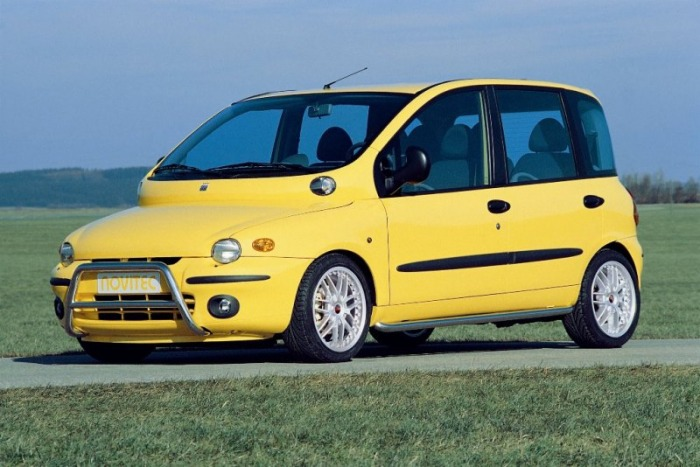 Multipla Mk1 By Novitec Fiat Multipla Tuning