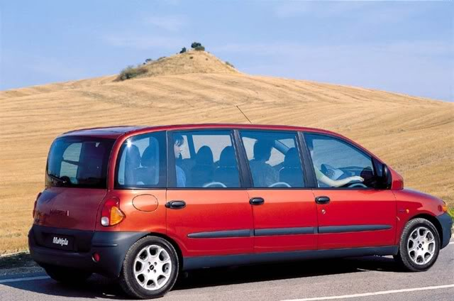 Virtual Tuning Fiat Multipla Tuning